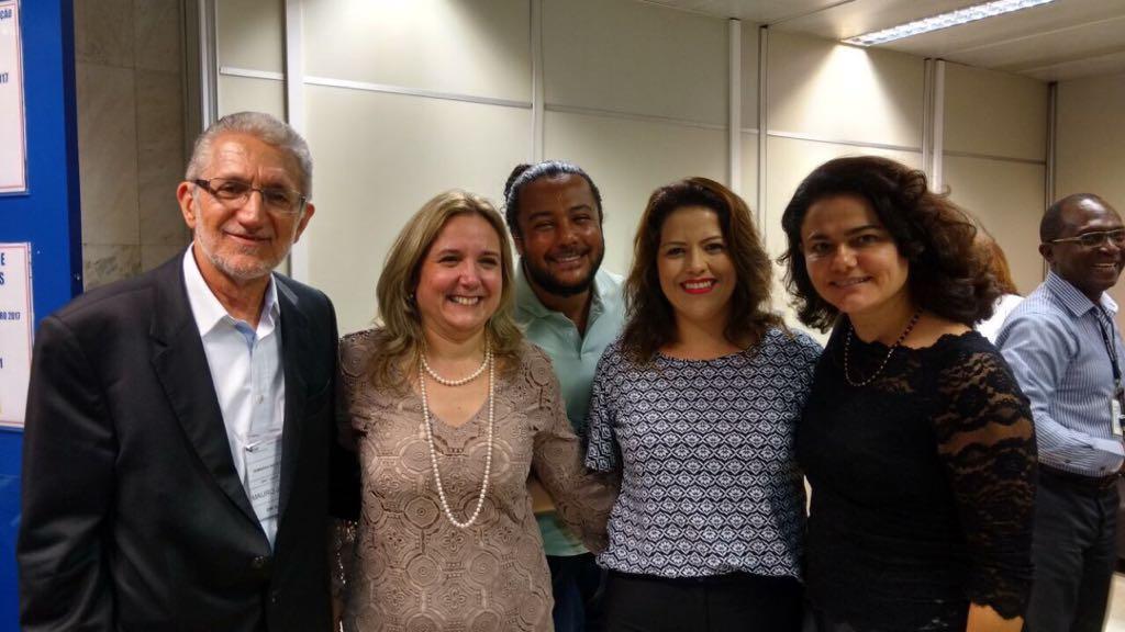 NAF da Faculdade Reges de Dracena participa de importante evento na Superintendência da Receita Federal em São Paulo