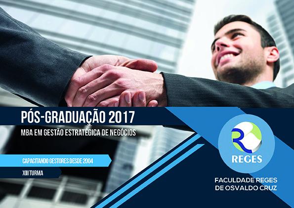 MBA em Gestão Estratégica de Negócios da Reges está com inscrições abertas