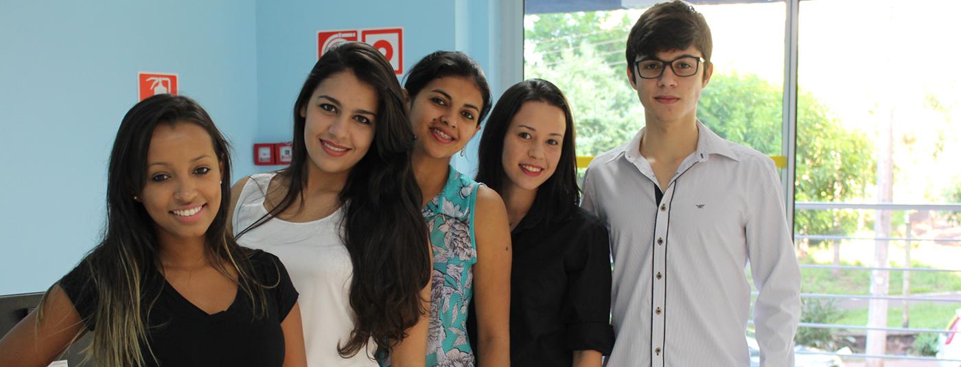 A faculdadeNossa Missão: Formar profissionais ética e tecnicamente capazes de transformar a realidade regional