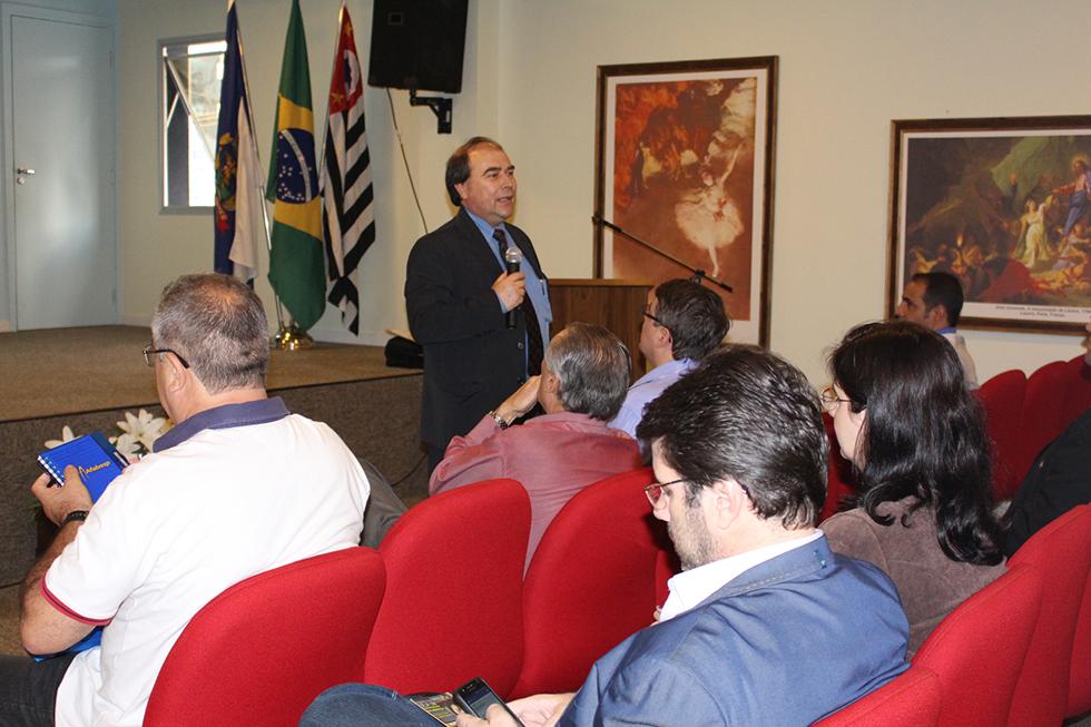 CRCSP Regional Ribeirão Preto e Faculdade Reges realizam palestra sobre Compliance
