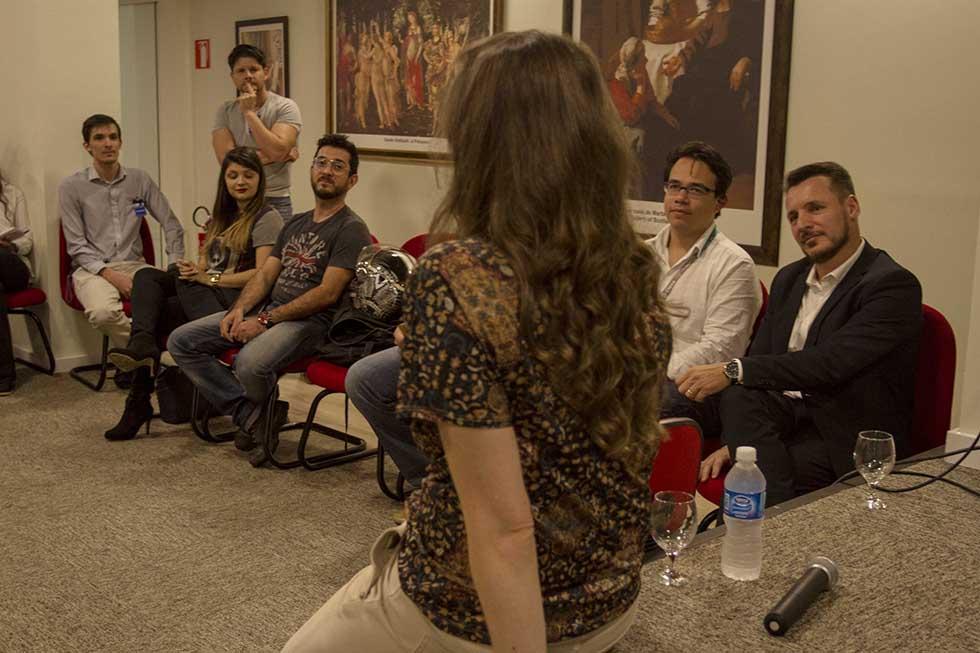 Reges e PMI São Paulo realizam palestra Roadshow sobre Gestão de Pessoas e Carreira em Ribeirão Preto